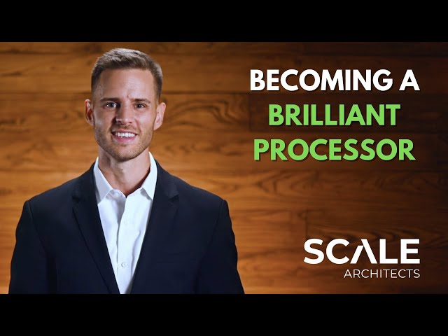 Becoming a brilliant Processor
