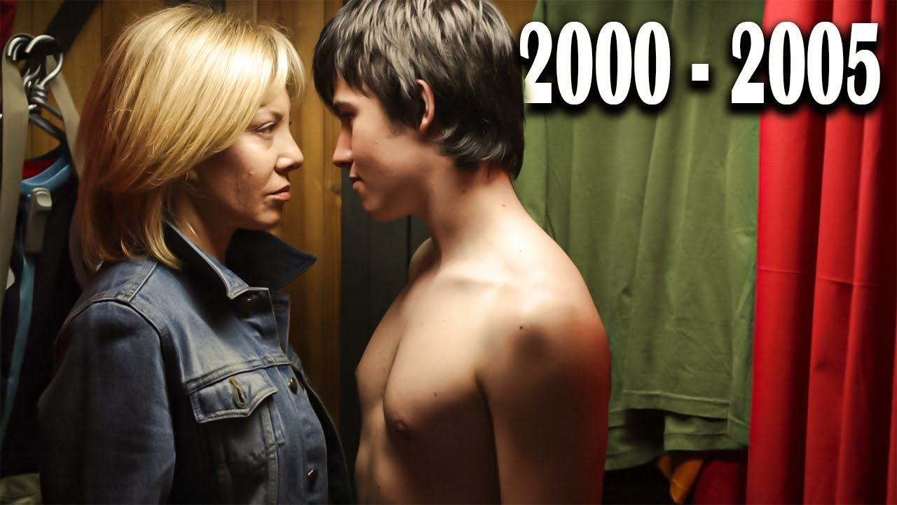 Older younger relationship film woman man Top 45