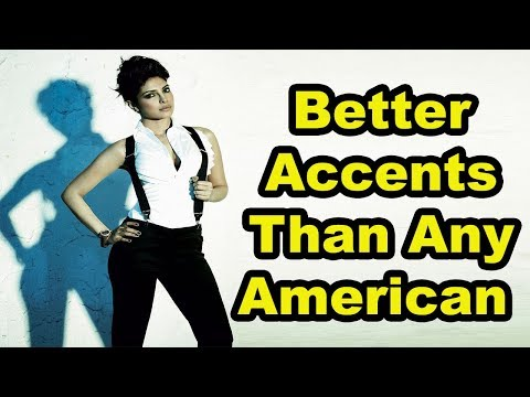 Top 5 Bollywood Actresses Who Have Better Accents Than American [Bollywood Cafe]