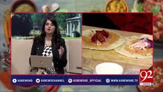 Pakistan Kay Pakwan - 18 July 2018 - 92NewsHDUK
