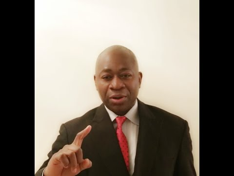 Interview w/ Nnabu Eze - Green Party - US House - District 3 - Maryland - 2016