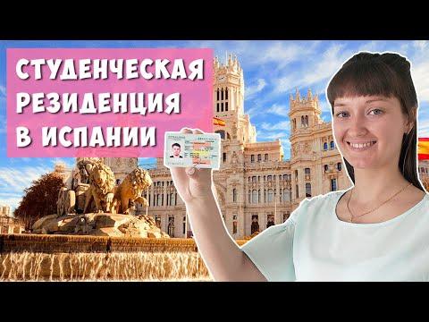 Учеба в Испании: как получить студенческую резиденцию (tarjeta de estudiante)?