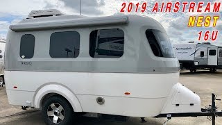 Check out the 2019 Airstream Nest 16U