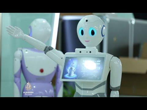 Kina Robot položio državni medicinski test