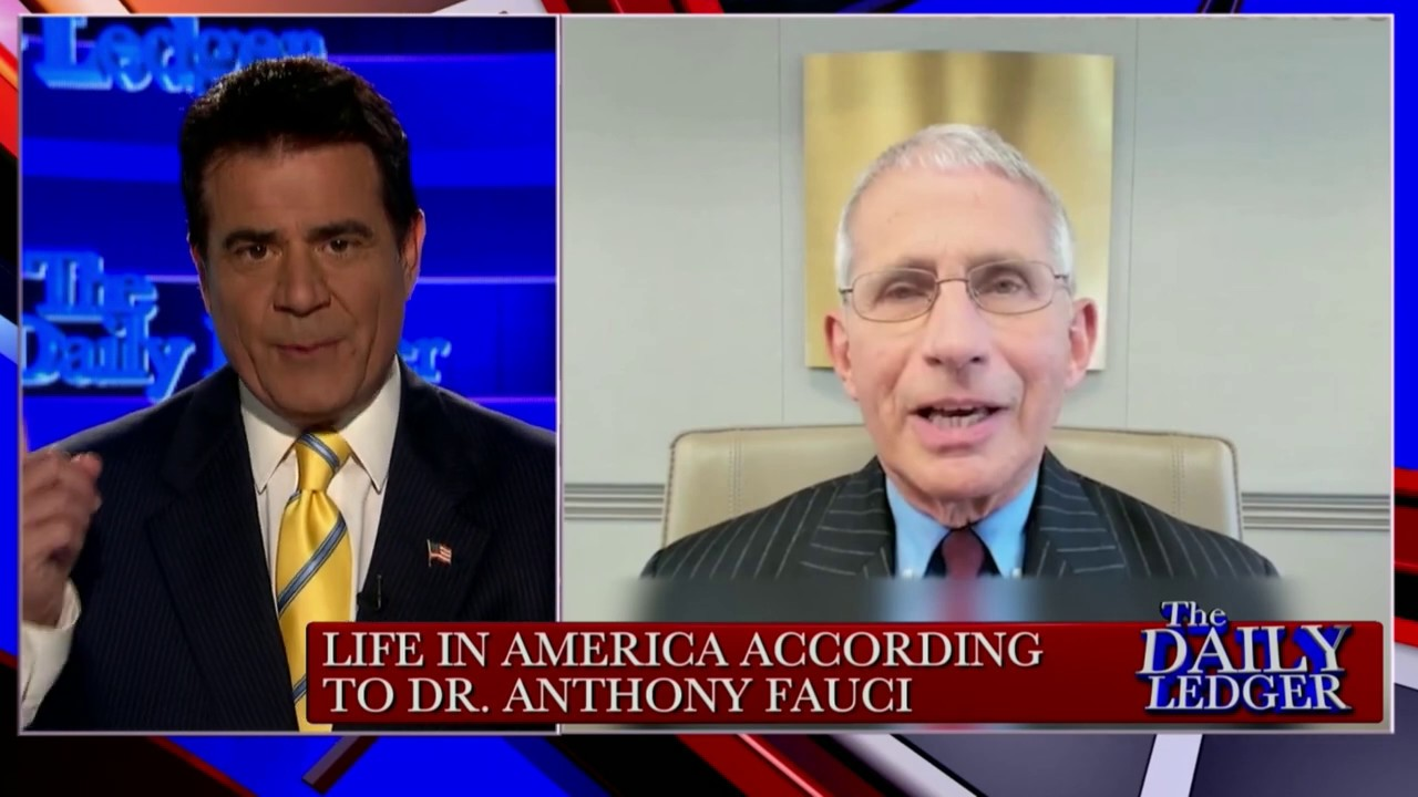 Stop the Tape! Dr Fauci's America Part 2