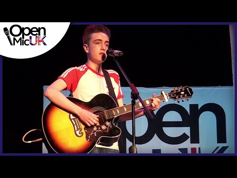 THE CHAIN SMOKERS - CLOSER performed by DYLAN FRASER at Open Mic UK Music Competition