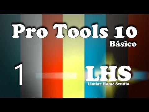 1/10 - Introdução Ao Pro Tools - Pro Tools 10