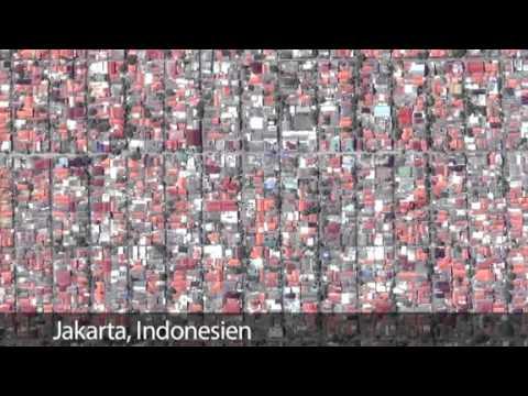 Via satellite: Megacity
