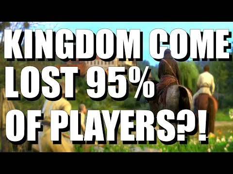 Kingdom Come Deliverance Is Losing Players? | Kingdom Come Deliverance