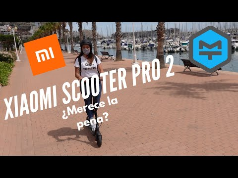 Xiaomi Scooter Pro 2 REVIEW completa