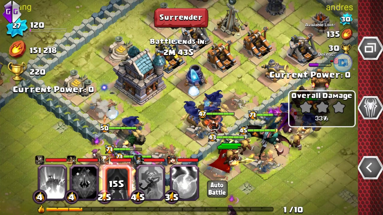 Clash of Lords 2 Hack Gems