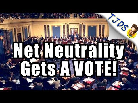 Dems Have 50 Votes To Save Net Neutrality In Senate!