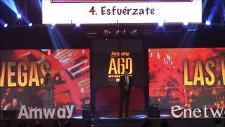ESFUÉRZATE / Carlos Eduardo Castellanos EMBAJADOR CORONA