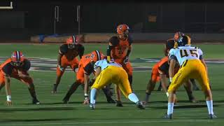 Friday Night Highlights: Cabrillo vs Santa Ynez
