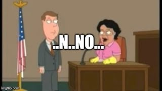 """...No...""   Consuela from Family Guy (Alert tone/Text tone/Ringtone)"