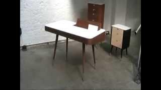 Danish Retro Desk