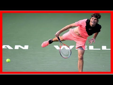 ATP Indian Wells: Thiem retires. Fritz, Coric and Carreno Busta are through
