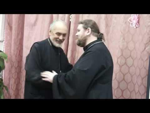 видео: Встреча с врачом и священником Валерием Золотухиным