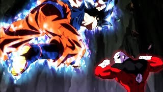 Ultra Instinct Goku VS Jiren! - Dragonball Super Folge/Episode 129 ERWEITERTE Preview