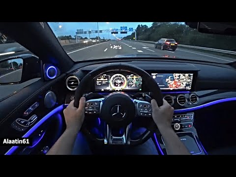 THE MERCEDES AMG