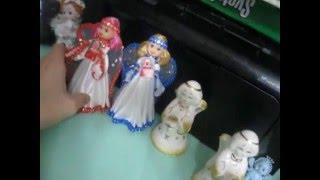 обзор на нашу коллекцию ангелочков!