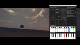 Noise Boox - A procedural music generator for video games