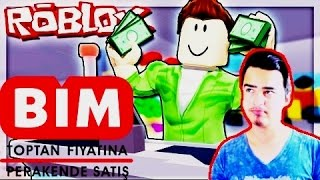 BİM MARKET DID | Turkish retail Tycoon 2 #roblox