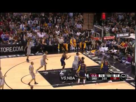 Cleveland Cavaliers Vs San Antonio Spurs | Full Match HighLight | March 12, 2015