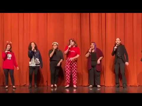 Santa Susana High School- Santa's Coming For Us~SIA