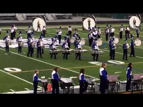 Shaken not Stirred  Dallastowns Marching Wildcats 2015  James Bd 007 theme