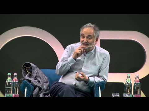 Jacques Attali San Patrignano 2014