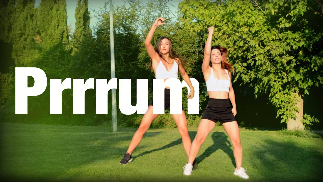 Prrrum (Remix) - Cosculluela ft. Wisin & Yandel 🖤   ZUMBA   DANCE   TIKTOK   VIRAL   FITNESS   BPPN