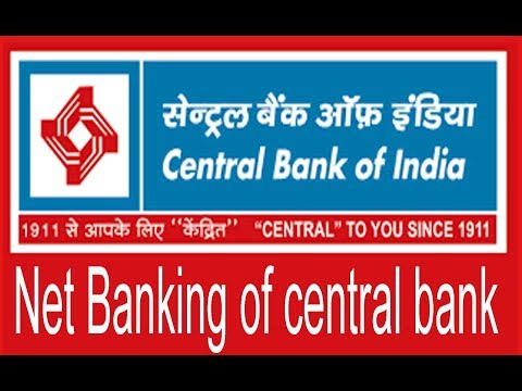 activate mobile banking : in central bank of india ? 2017