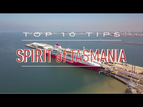 EVERYTHING YOU NEED TO KNOW BEFORE YOU SAIL WITH SPIRIT OF TASMANIA! | Top 10 Tips