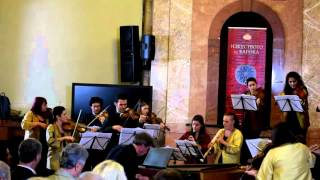 9 ти фестивал Изкуството на барока European Union Baroque Orchestra