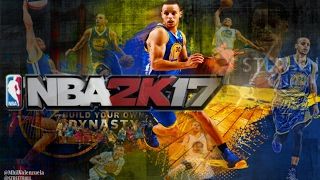 NBA 2K17 LEGENDS ANDROID GAMEPLAY