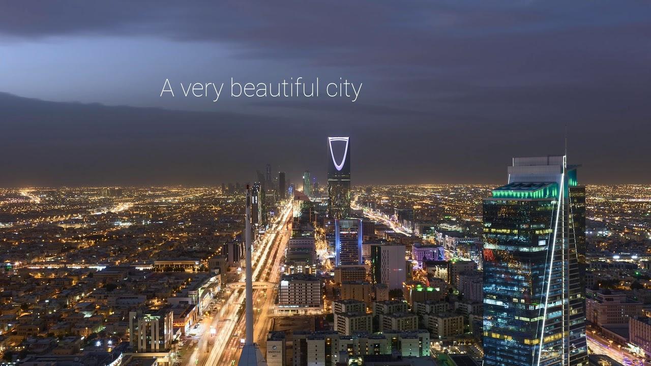 الرياض تتألق في الشتاء