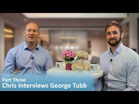 Chris Dunning Interviews: George Tubb (3/5) - Machine Learning
