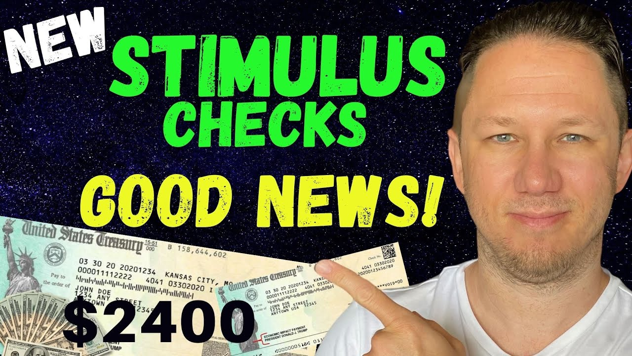 UNEXPECTED GOOD NEWS! Second Stimulus Check Update Today!