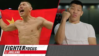 Fighter Focus: Li Jingliang's Start in MMA \u0026 Relationship With Zhang Tiquan