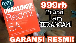 Redmi 5A Indonesia, Unboxing!!!