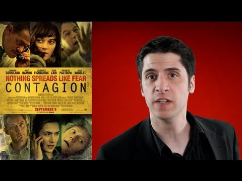 Contagion movie review