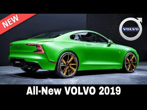 8 New Volvo Cars with the Best Interior and Exterior Designs in 2019
