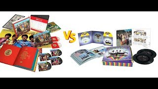 The Beatles - Sgt. Peppers Deluxe VS Magical Mystery Tour Deluxe