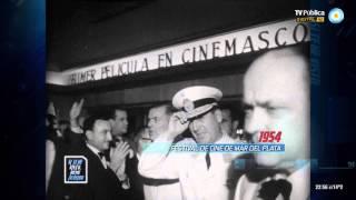 Archivo Histórico: Festival Internacional de Cine de Mar del Plata (1954)