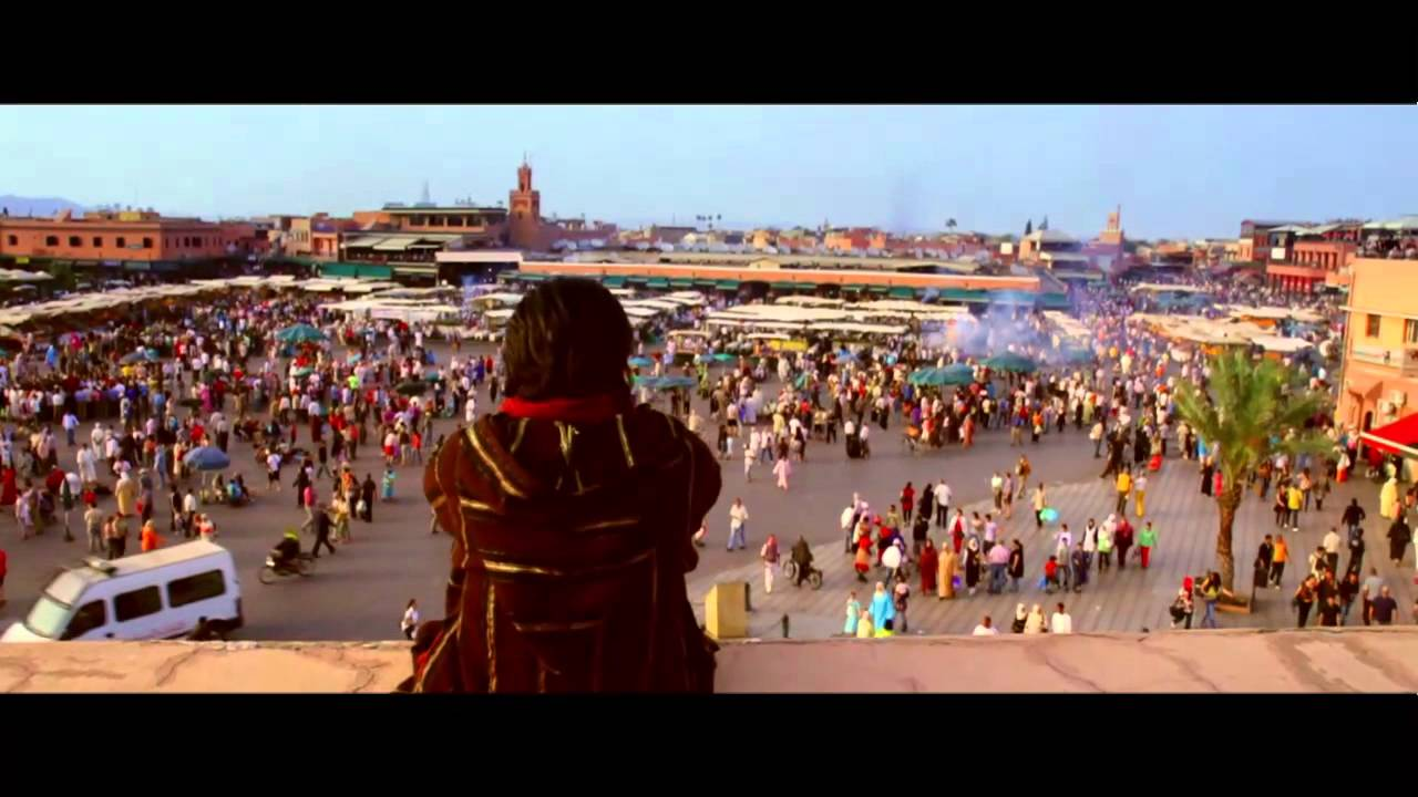Kanyamakan teaser 02 youtube for Film marocain chambra 13