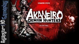 Akaneiro - Demon Hunters - Gameplay - PC | HD * Beta *