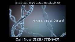 Residential Pest Control Humboldt AZ
