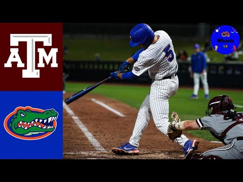 Download Texas A&M vs #5 Florida Highlights   2021 College Baseball Highlights