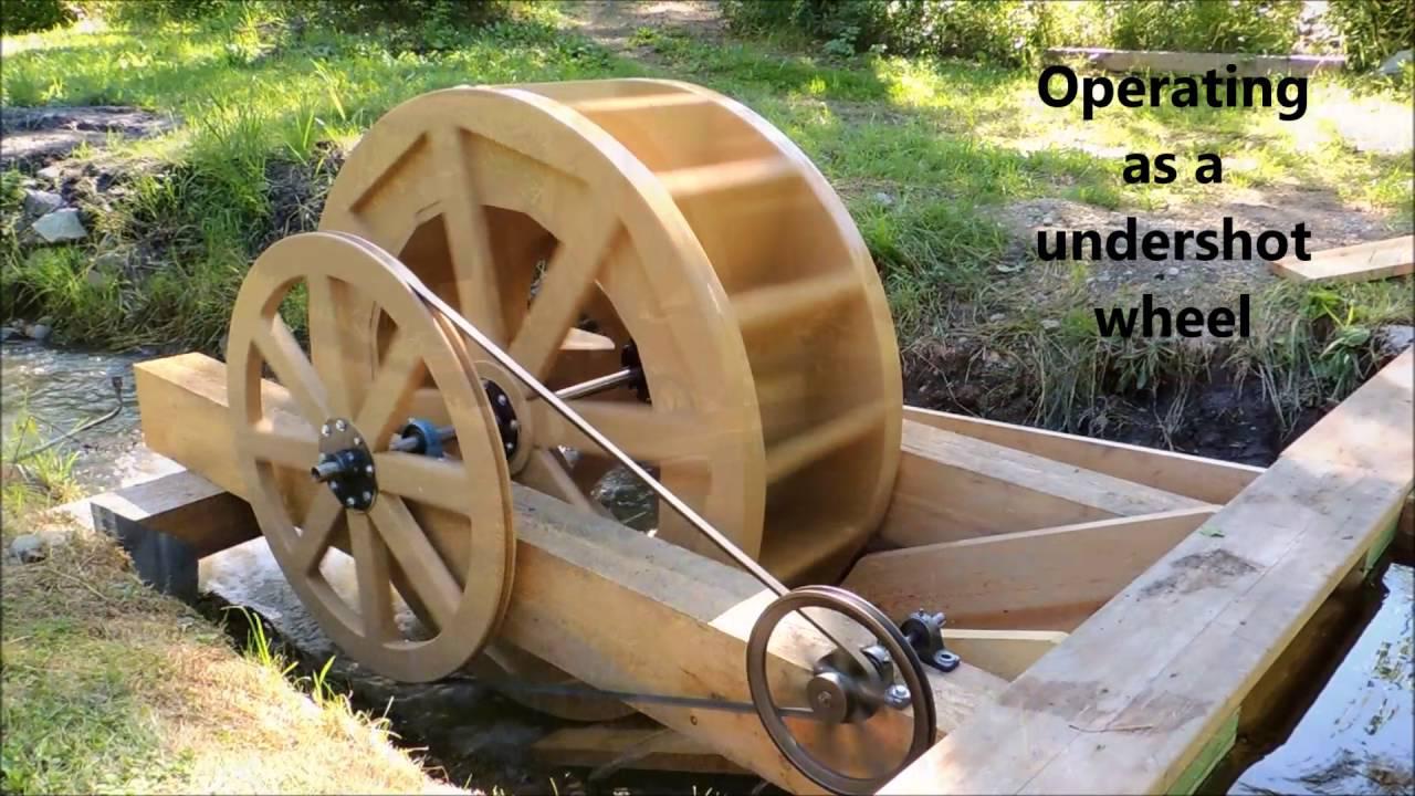 waterwheel youtube